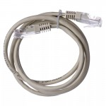 Patch cord kabel UTP Cat5e, skrętka 1m